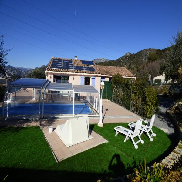 Offres de vente Villa La Roquette-sur-Var 06670